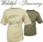 10527020- T-Shirt - Outdoor- Wildlife Discovery